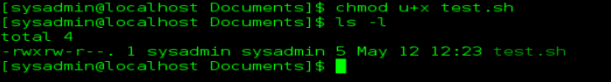 linux chmod command errorbits.com