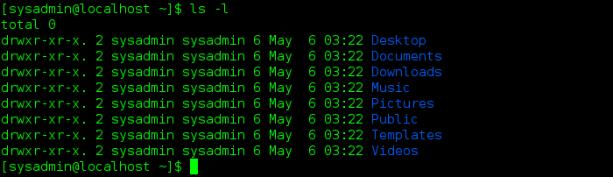 linux ls -l command errorbits.com